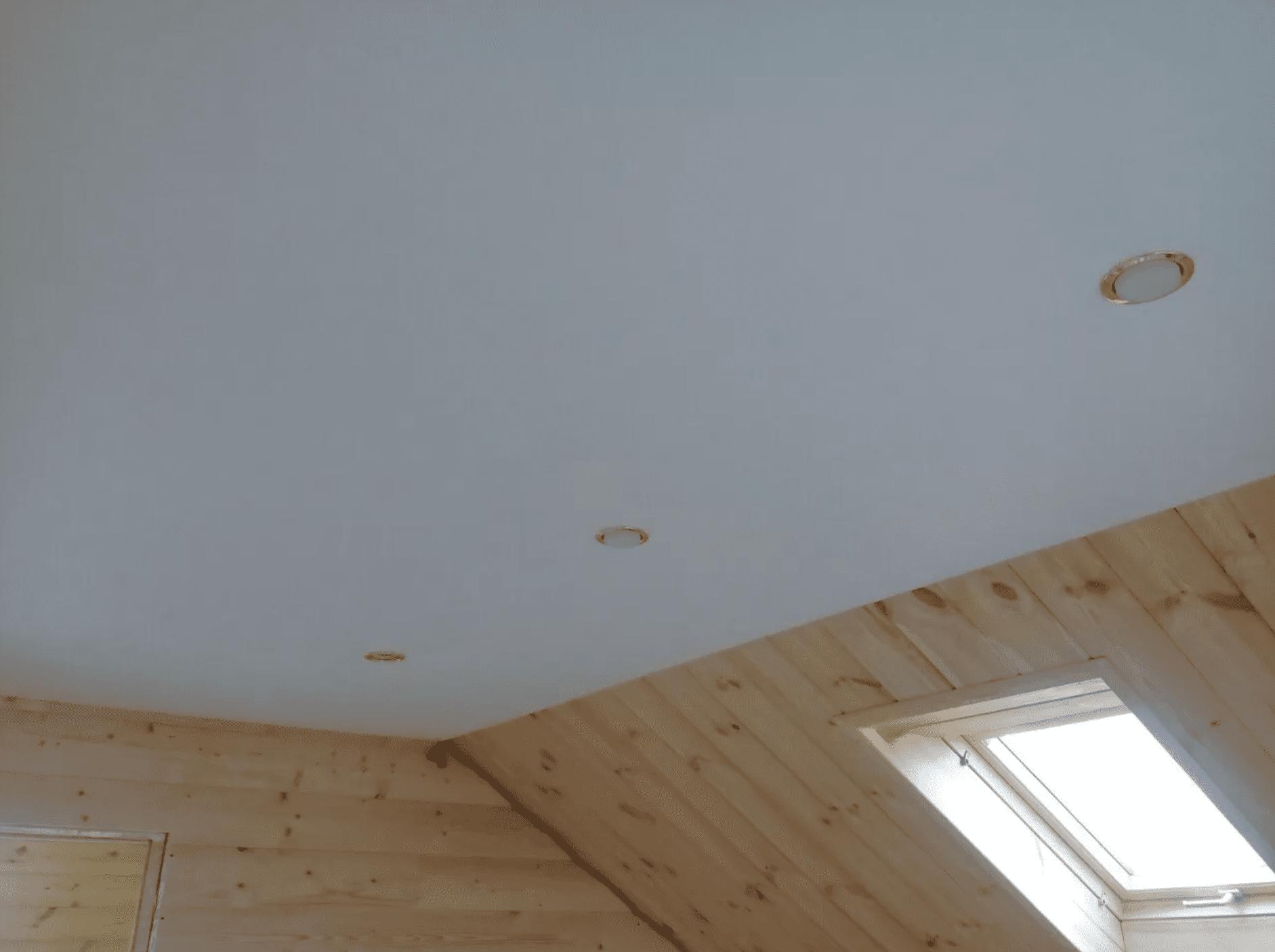 Тканевые потолки Descor в Архангельске